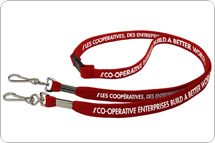 Lanyards (Bilingual)